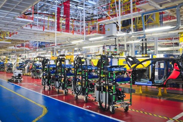 Tyska fabryka Fiata wyprodukowała w ub. roku blisko 314 tys. aut