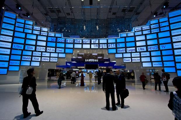 Prezes Samsunga: internet rzeczy musi być otwarty