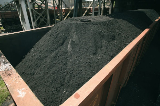 Kolejny ładunek węgla z RPA dla Ukrainy