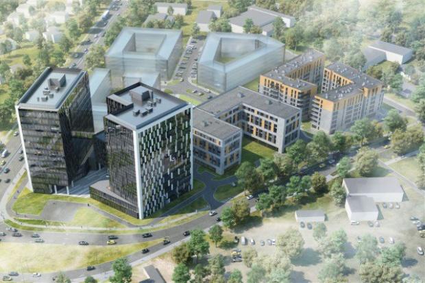 Potężny kompleks biurowo-mieszkalny ma powstać w Lublinie