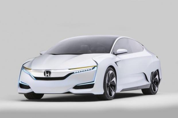 Honda pokazuje FCV Concept nowej generacji