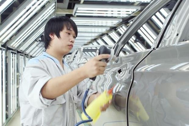 Pierwszy milion BMW made in China