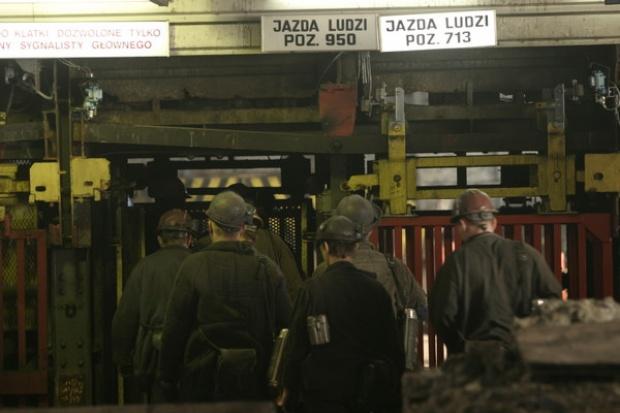 Przedstawiciele rządu: sednem programu dla górnictwa - ochrona miejsc pracy