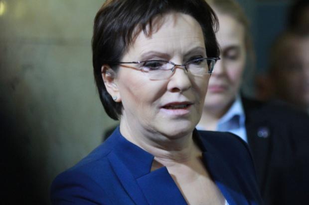Kopacz: jestem zdeterminowana, by rozwiązać problem na Śląsku
