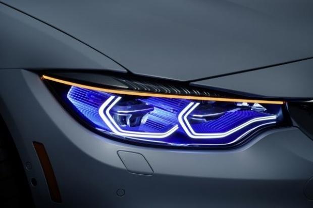 BMW: nowy pomysł na światła