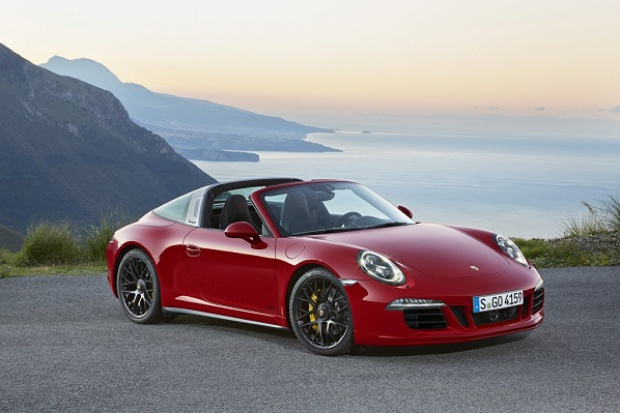 Dwie premiery Porsche