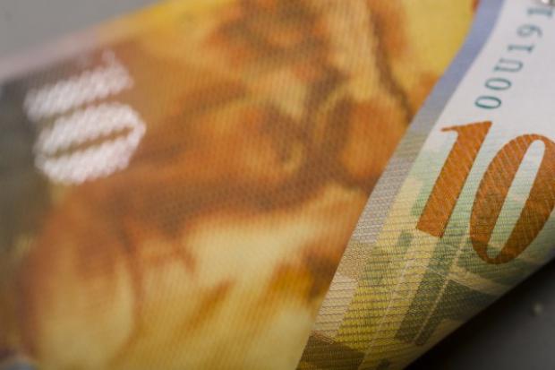 Po decyzji SNB frank rekordowo drogi