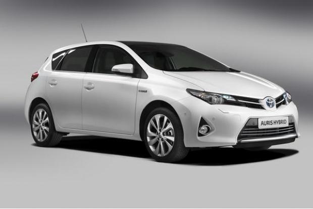 Nawet co trzecia sprzedawana Toyota w Europie to hybryda