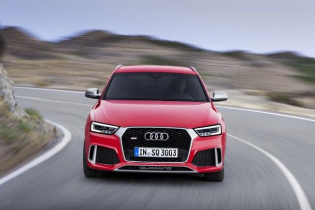 Audi: cel przekroczony