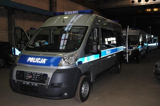 Priorytety policji: przestępczość gospodarcza, bezpieczeństwo na drogach