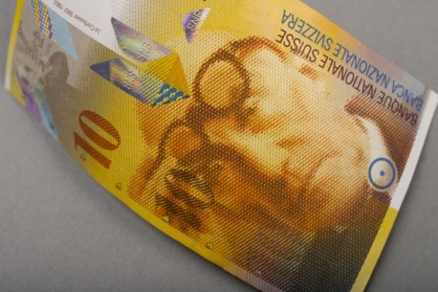 Szwajcarzy: w bankach chaos, na giełdzie spadki, ale kredytobiorcy zadowoleni