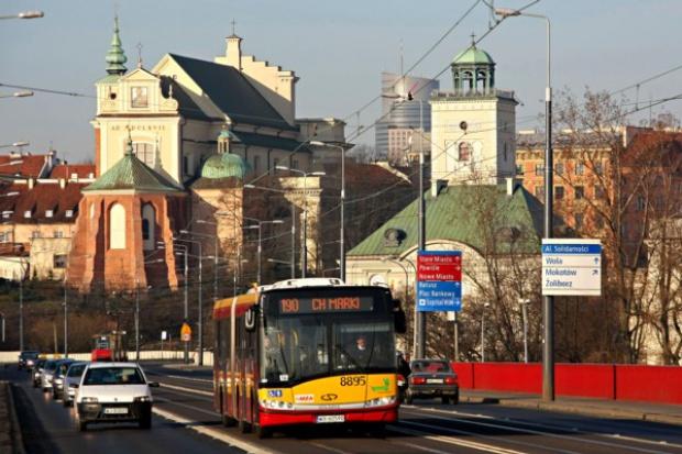 Autobusowe wzrosty