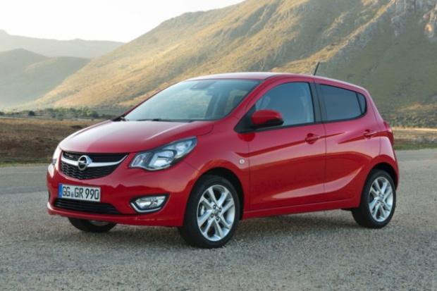 Opel szykuje oficjalną premierę KARL'a