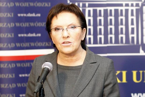 Kopacz: w marcu spotkanie ze związkami i samorządem ws. programu dla Śląska