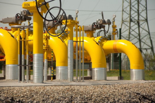Magazyny gazu na Ukrainie świecą pustkami