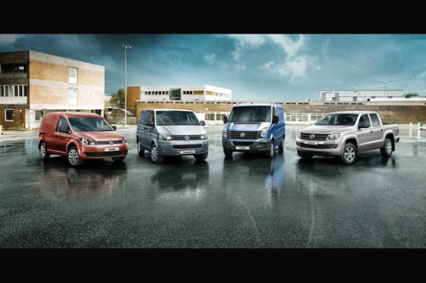 Marka VW Samochody Użytkowe sprzedała niemal pół miliona aut