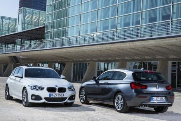 """BMW odświeżyło """"jedynkę"""""""