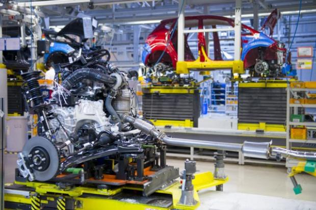 Kia wyprodukowała w Żylinie ponad 320 tys. aut
