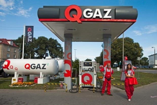 Ponad 150 stacji LPG w programie Q-Gaz
