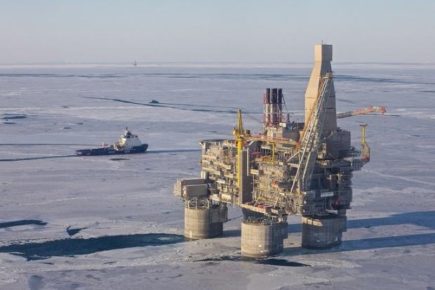 Rusza wydobycie z trzeciego pola projektu Sachalin-1