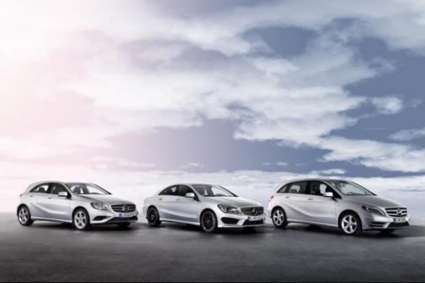 Więcej samochodów Mercedesa z Węgier