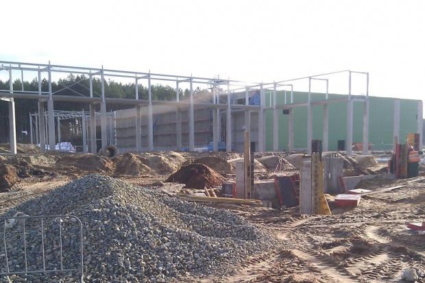 Mostostal W-wa: zakład unieszkodliwiania odpadów na półmetku