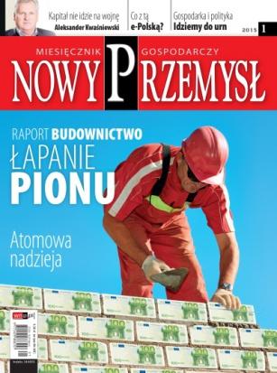 Nowy Przemysł 01/2015