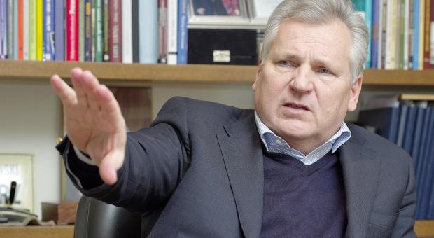A. Kwaśniewski: kapitał nie idzie na front