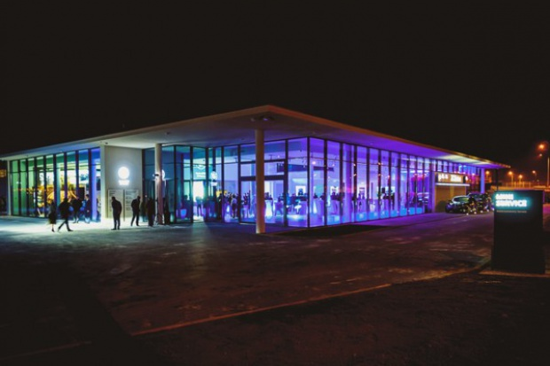 Nowy obiekt w sieci BMW w Polsce