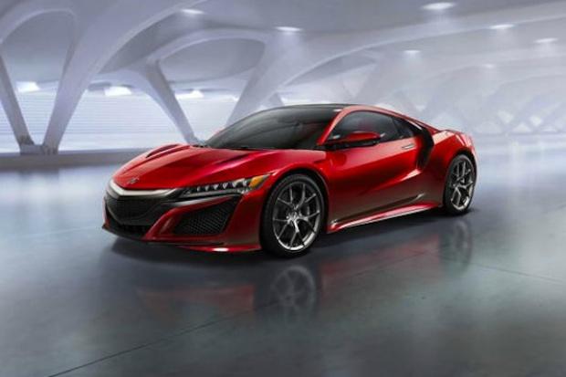 Odrodzenie ikony: Acura NSX