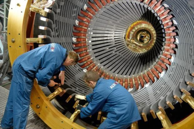 Alstom w oczekiwaniu na przejęcie przez General Electric