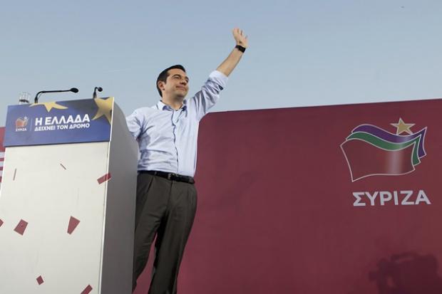 Lewicowa SYRIZA wygrywa wybory w Grecji. Koniec z polityką oszczędności?