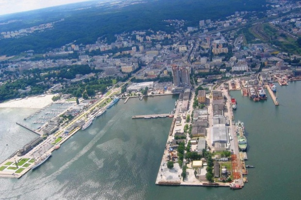 Port Gdynia: w planach inwestycje za ponad 610 mln zł