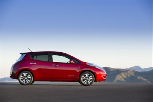 Nissan LEAF pozostaje najpopularniejszym e-autem w Europie