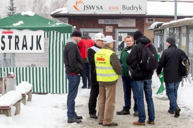 W JSW strajk i eskalacja konfliktu