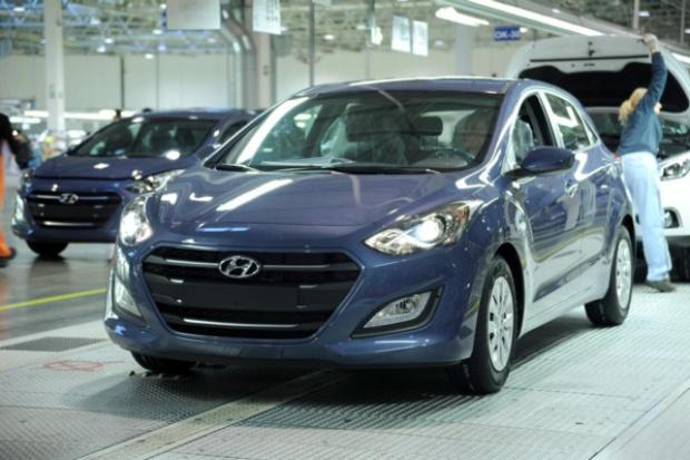 Czeski Hyundai produkuje coraz więcej