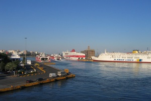 Chiny zaniepokojone wstrzymaniem prywatyzacji portu w Pireusie