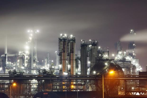 Chińskie rafinerie będą musiały mieć obowiązkowe zapasy ropy