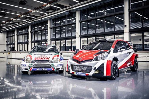 Toyota Motorsport wraca do WRC