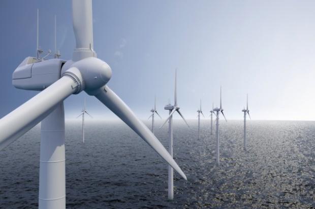 Niewielkie spowolnienie morskiej energetyki wiatrowej