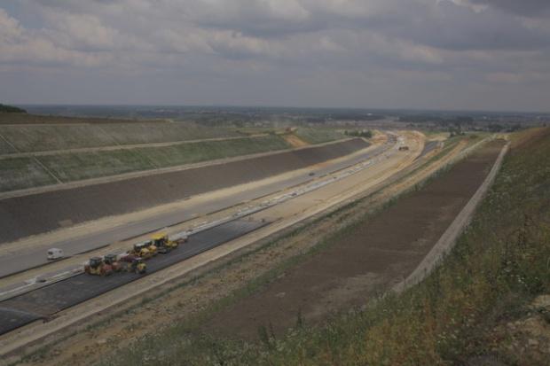 Ogłoszono przetarg na budowę kolejnego odcinka drogi S8
