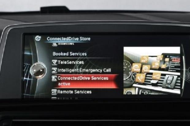 BMW ConnectedDrive zwiększa bezpieczeństwo danych