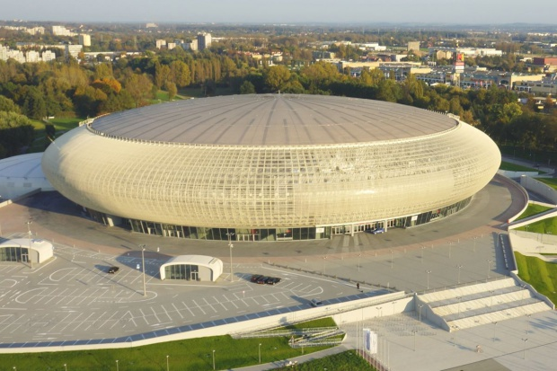Tauron sponsorem tytularnym Kraków Areny