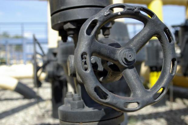 Ukraińskie magazyny gazu świecą pustkami