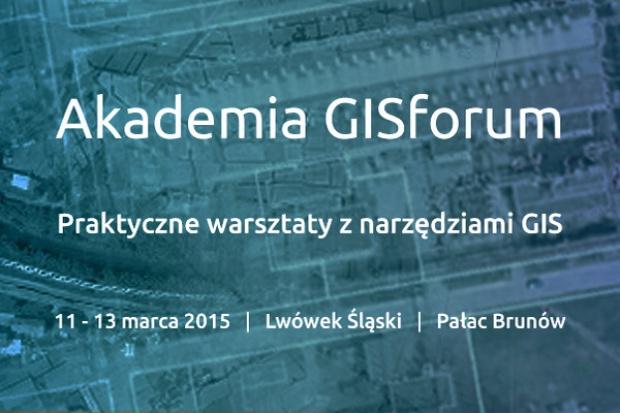 Akademia GISforum 2015