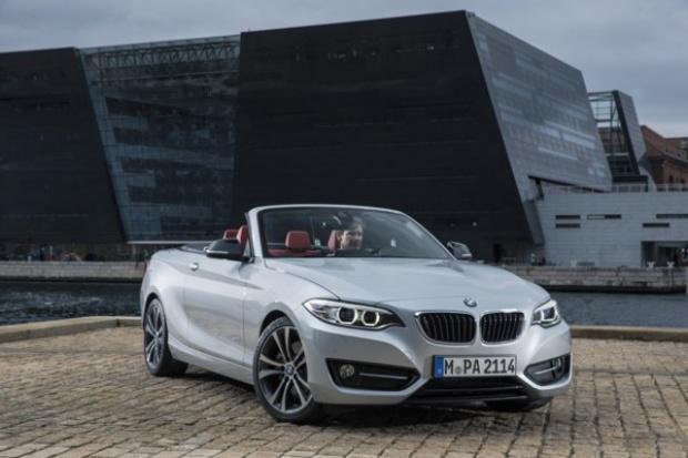 BMW bez dachu ale z charakterem