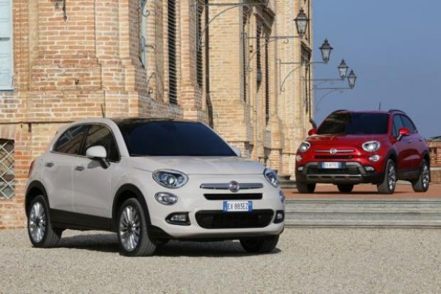 Fiat 500X wjechał do polskich salonów
