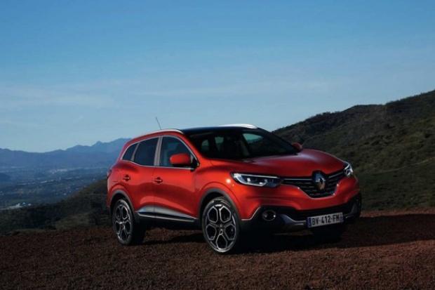 KADJAR: nowy crossover Renault