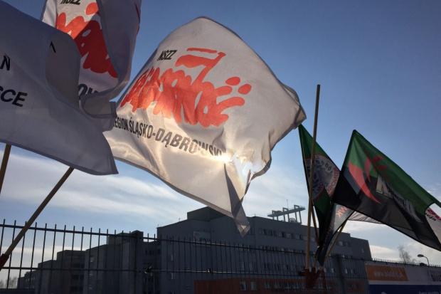 JSW: strajk oraz demonstracje mu towarzyszące