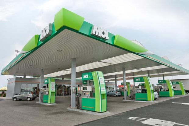 MOL sfinalizował przejęcie stacji ENI w Rumunii